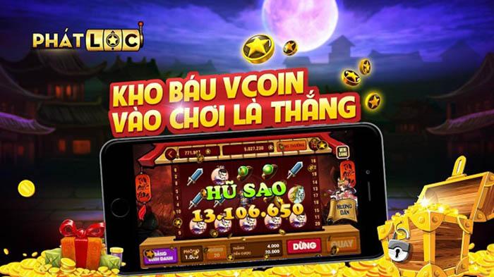Cổng game Phatloc nhận được nhiều đánh giá tích cực từ người chơi