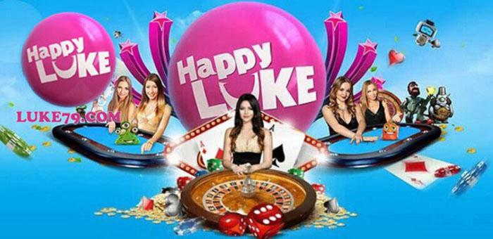 Cổng game đổi thưởng Happy luke gây ấn tượng với nhiều người chơi